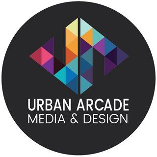 Urban Arcade Logo Dark
