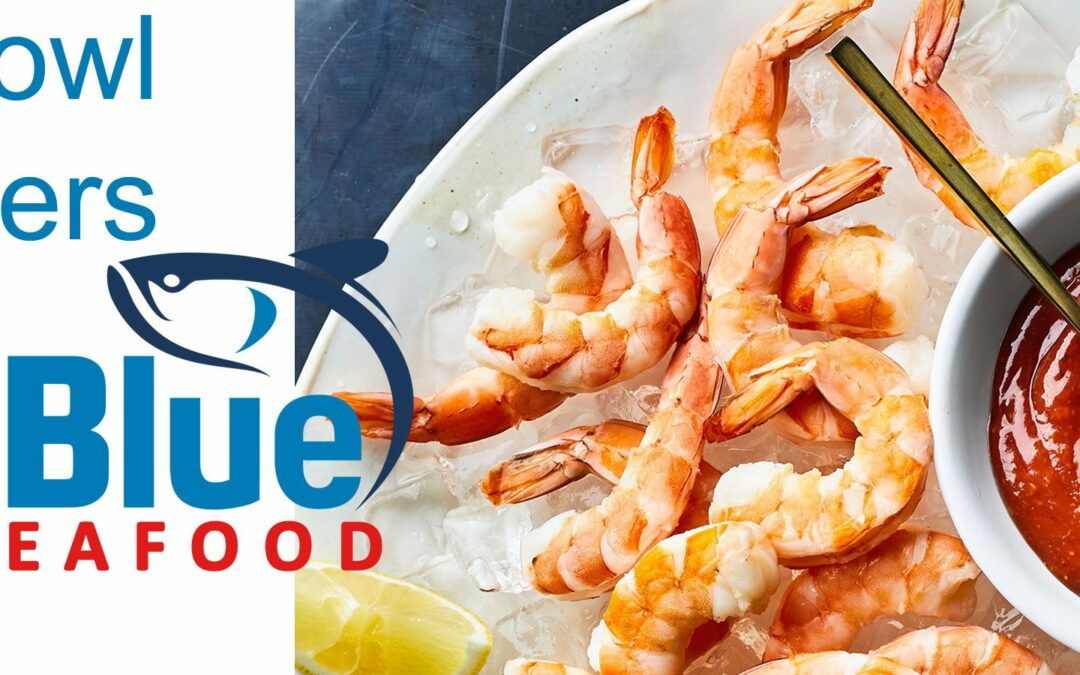 Superbowl Apps with Deep Blue Seafood