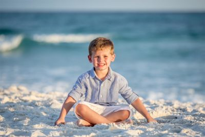 Family Portrait Photographers in South Walton