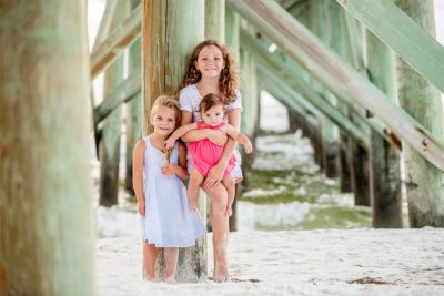 Beach Family Portrait Photographers