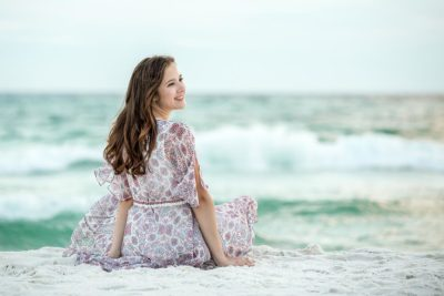 Seniors Photographers in Santa Rosa Beach