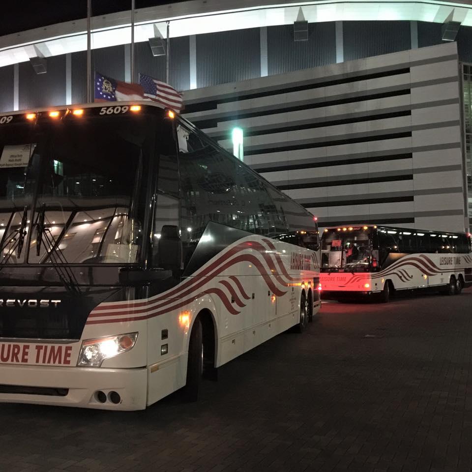Buses in Atlanta GA