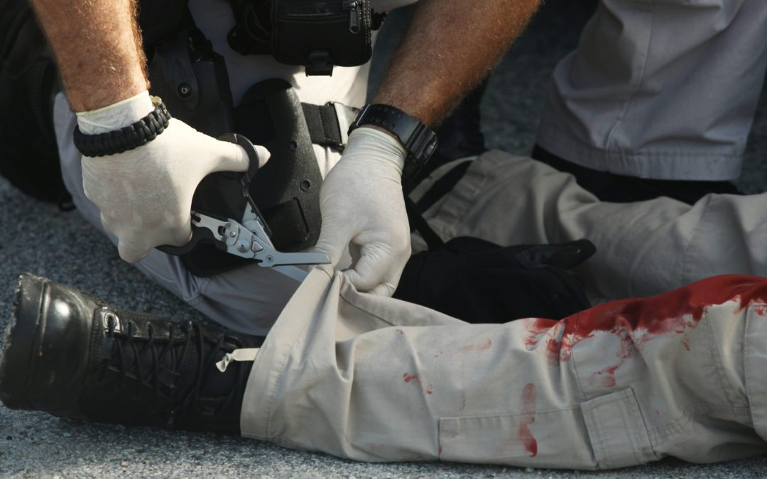 Law Enforcement and First Response – (LEFR) Tactical Casualty Care