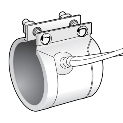 Nozzle Flanged Heater