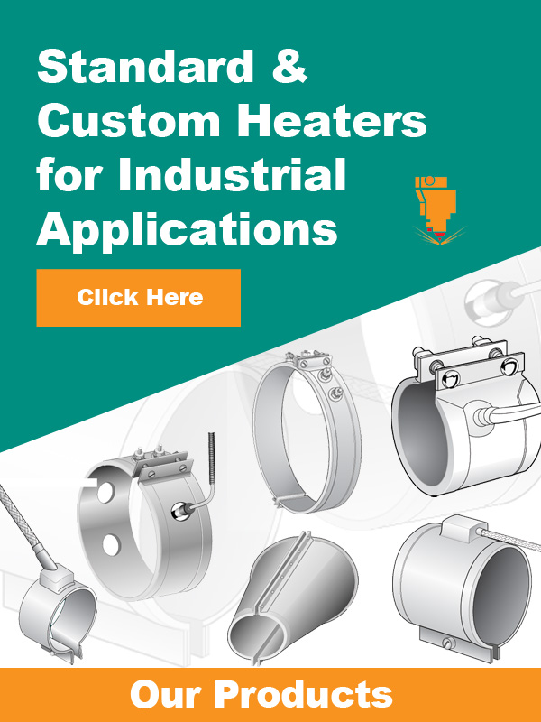 Industrial Heater Products CTA