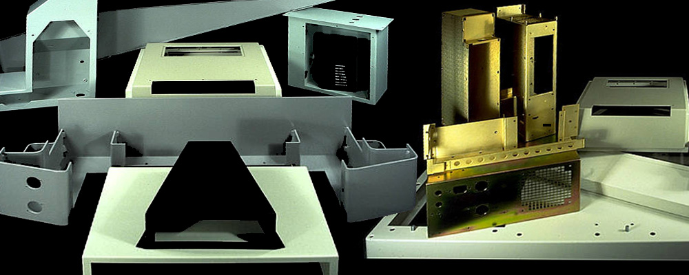 Selection of Sheet Metal Fabrication Examples
