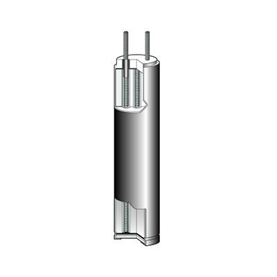 Low Watt Density Cartridge Heater