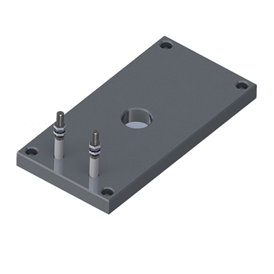 Cast Strip Plate Heater