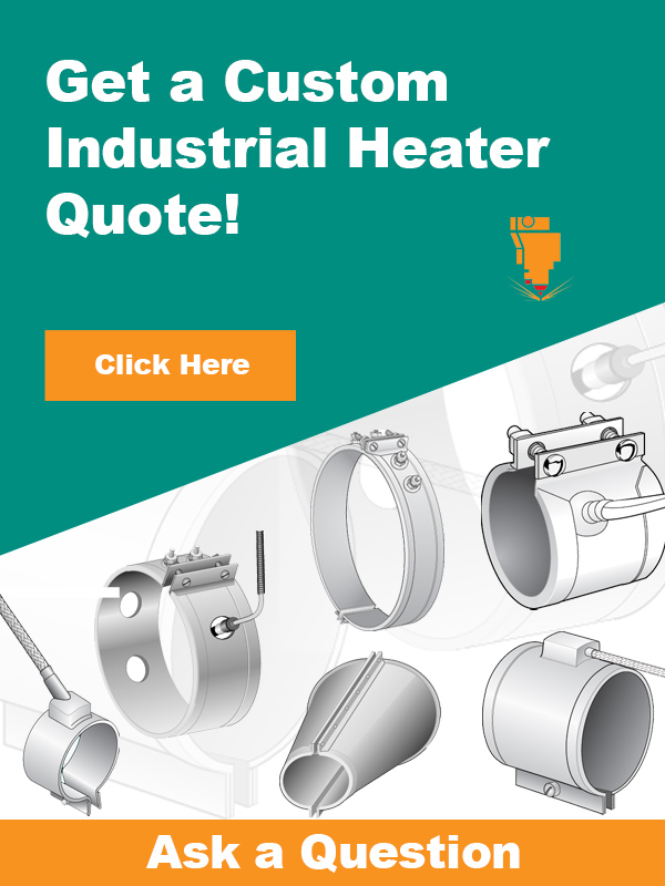 Get a Custom Industrial Heater Quote