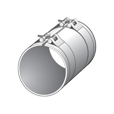 Strap Lockup Nozzle Heater