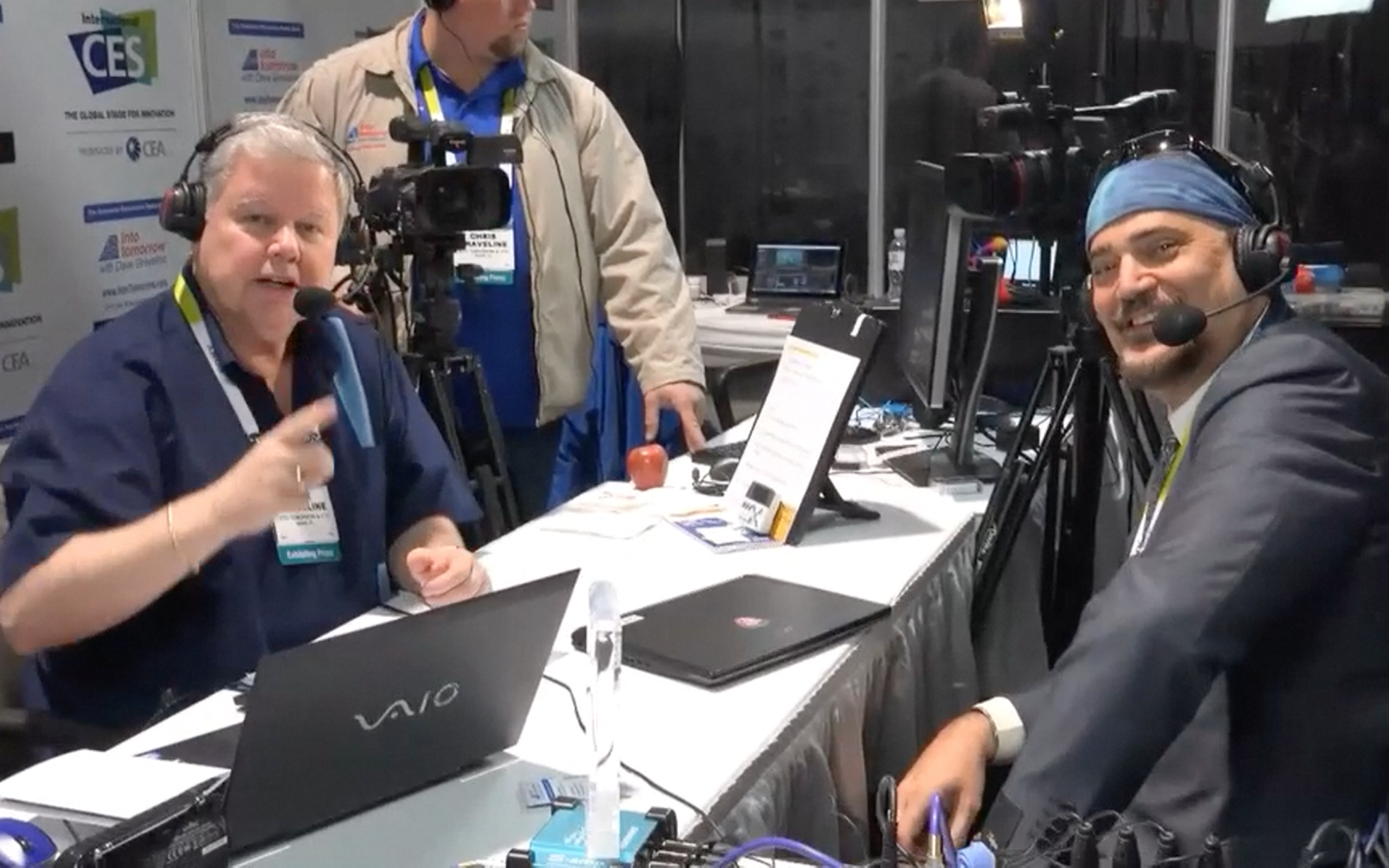 Into Tomorrow with Dave Graveline – CES 2015