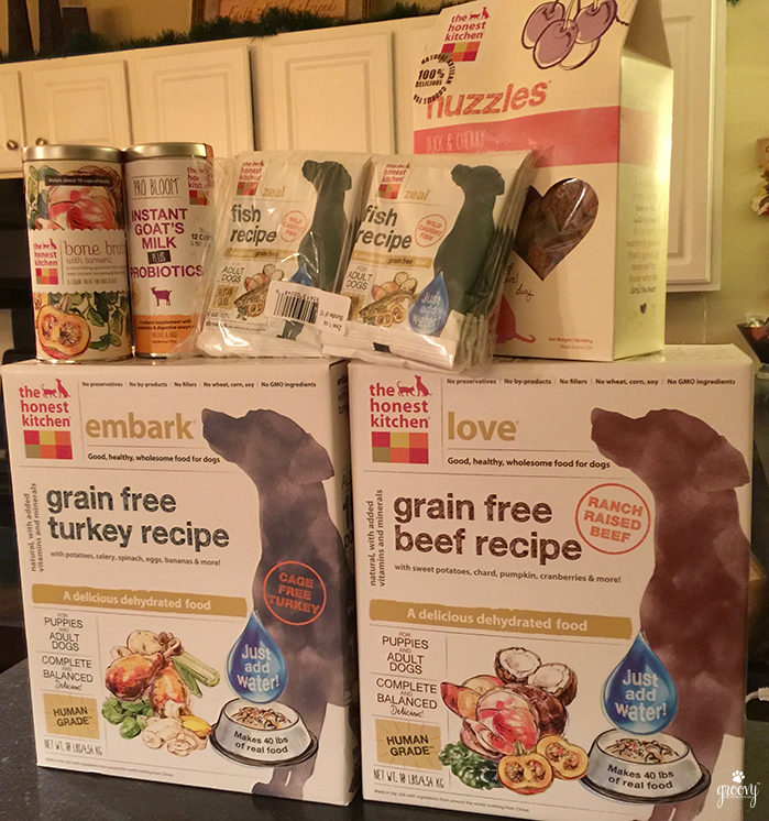 DOG FOOD QUESTION