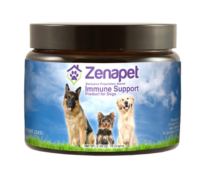 ZENAPET DOG IMMUNE SUPPORT
