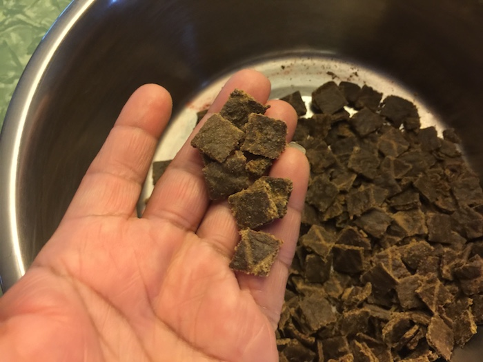 AIR DRIED DOG FOOD
