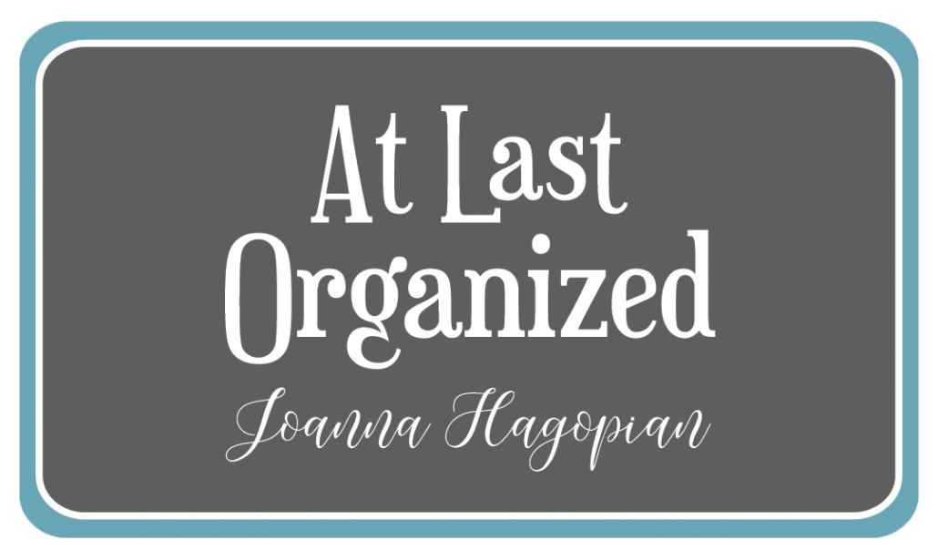 At Last Organized