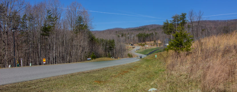 Lot 38 Road and View