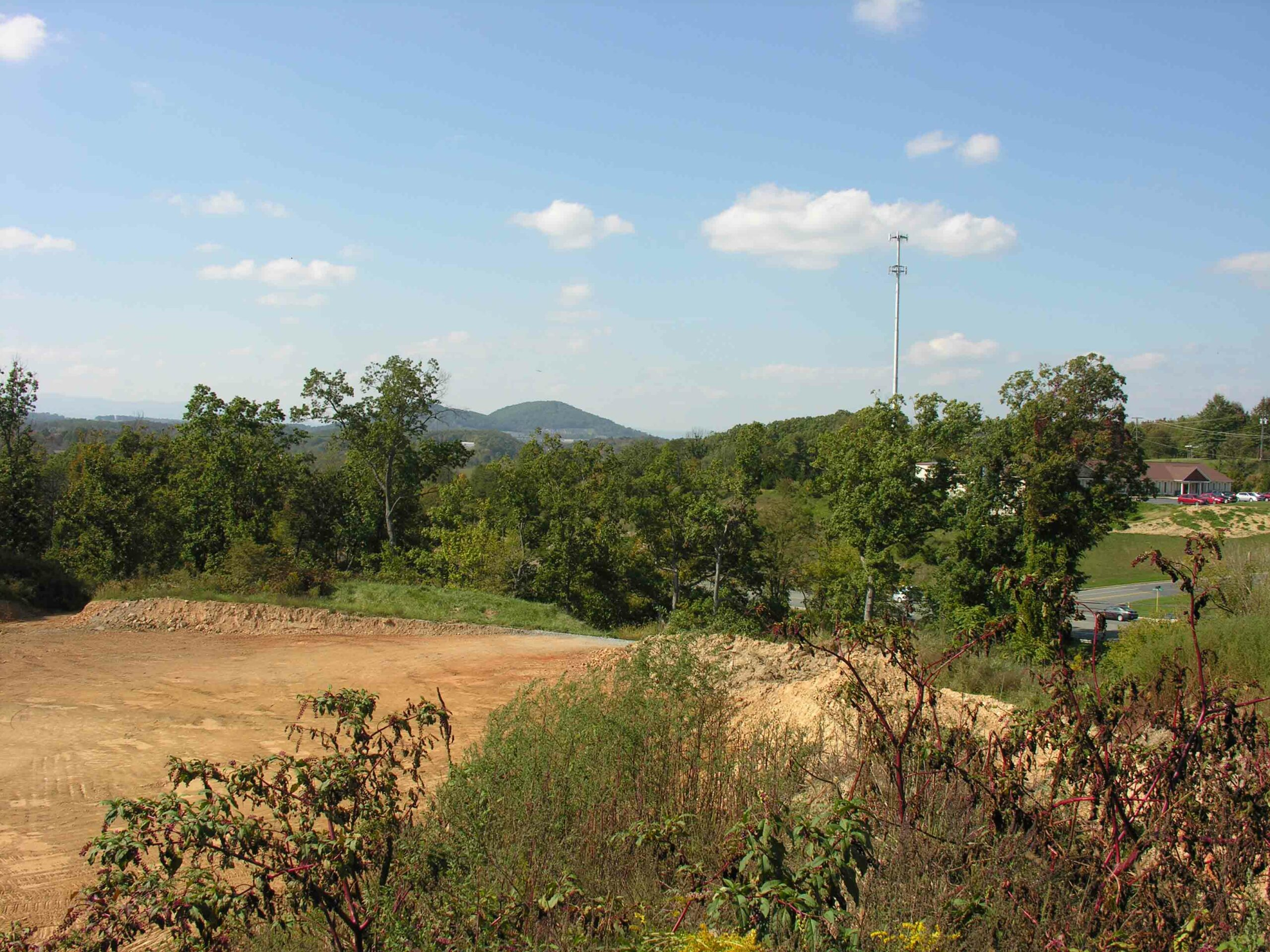 Commercial Land in Augusta County for a Bank