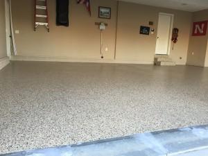 Epoxy Garage Floor Omaha