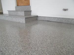 garage floor coating Omaha