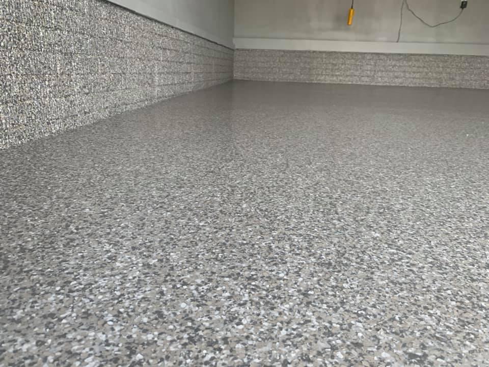 garage floors Omaha