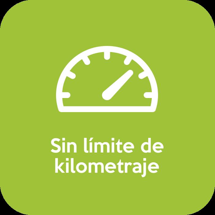 Sin límite de kilometraje