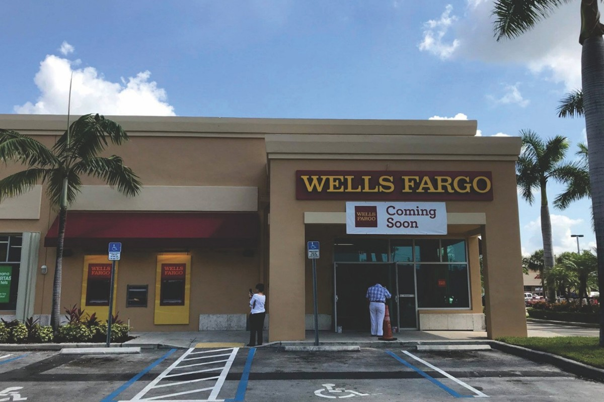 Wells Fargo – Liberty City Miami
