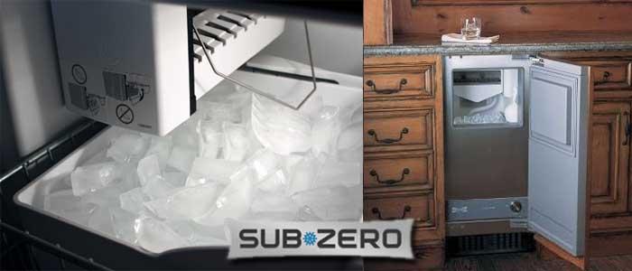 Sub-Zero Ice Maker