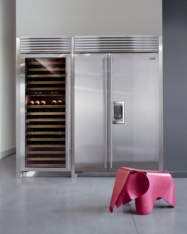 Sub-Zero Wine Cooler