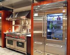 Fancy Kitchen with SubZero Appliances