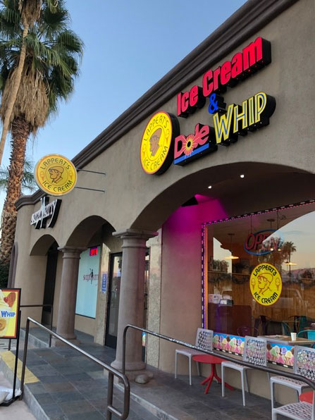 Lappert's Super Premium Palm Desert Highway 111 Store