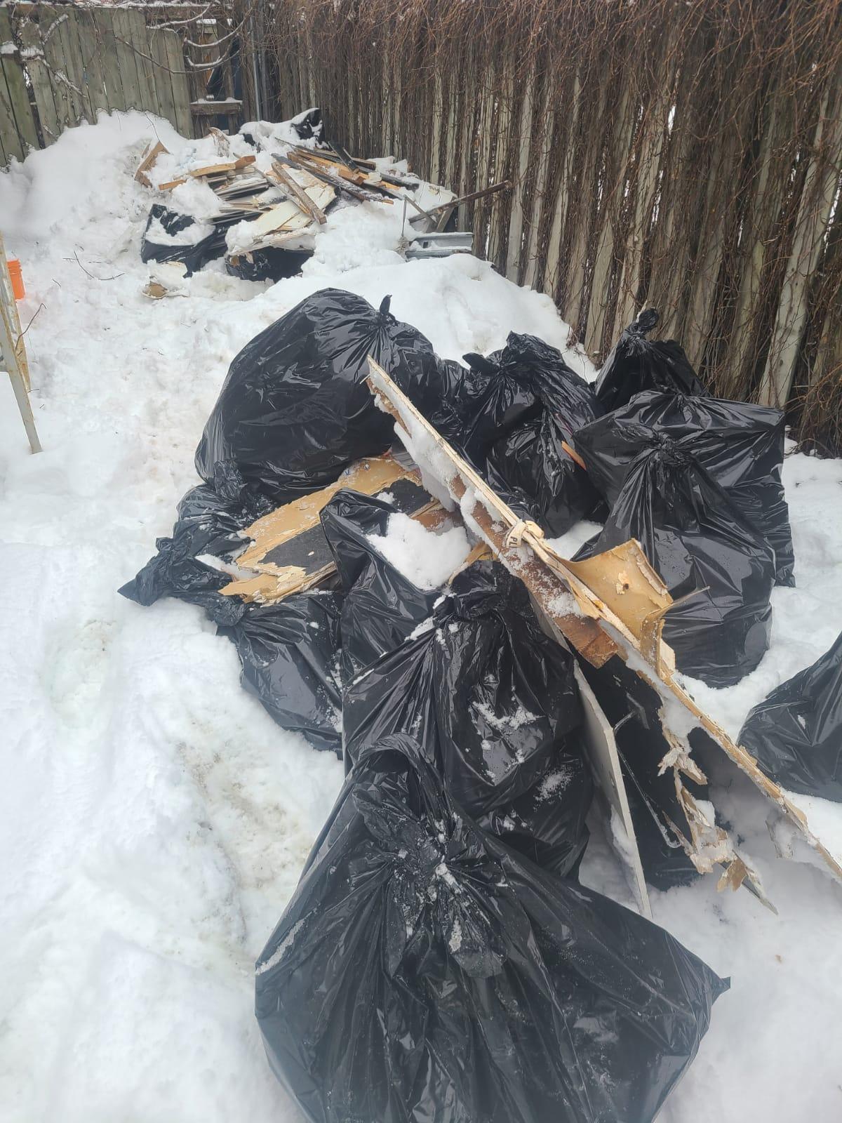 Junk Removal in Ottawa Canada