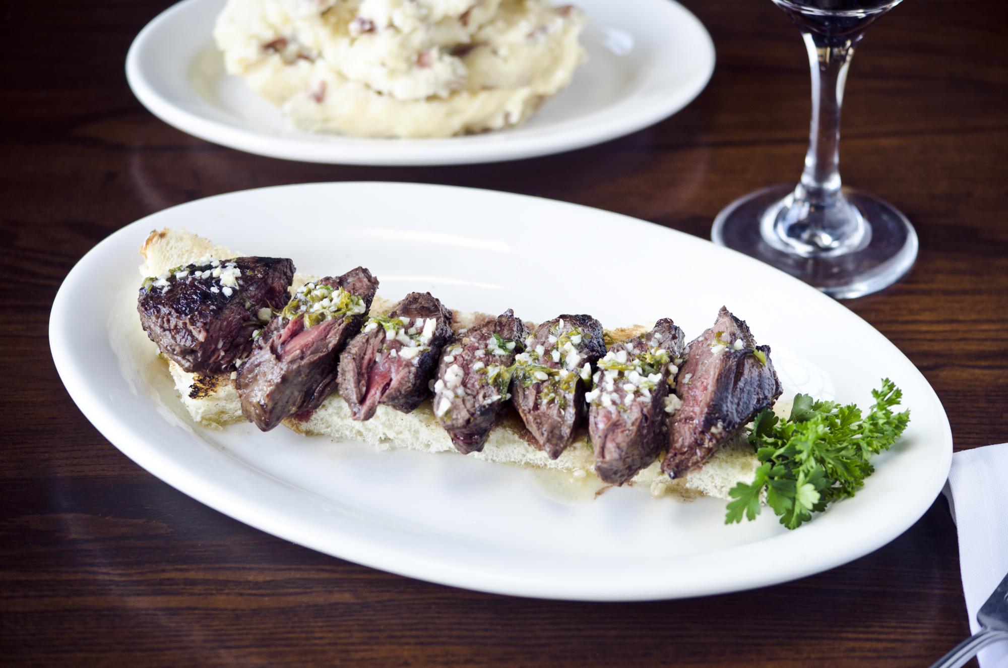 Steak loft