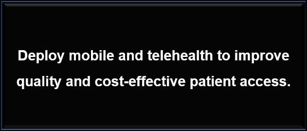 Healthcare 2018 Strategic Initiative - 2