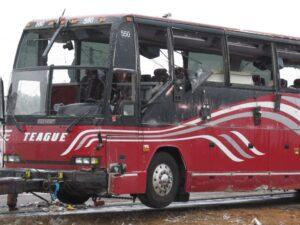 Memphis bus accident