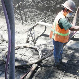 gilbert poolman rebar repair