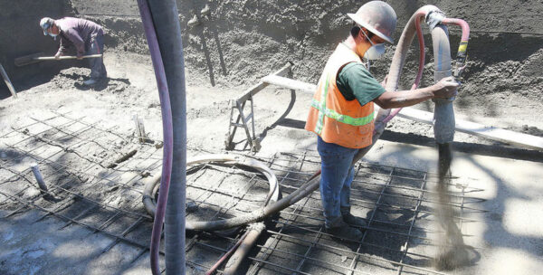 gilbert poolman rebar repair