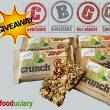 raw crunch bars giveaway,organic energy bars,raw energy bars
