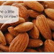 is the raw diet a bit nutty?