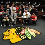 Chicago all in locker room386
