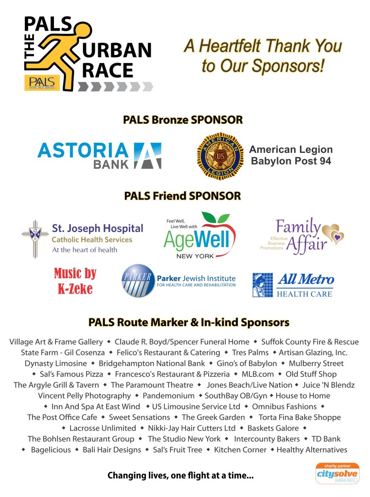 urban race sponsors