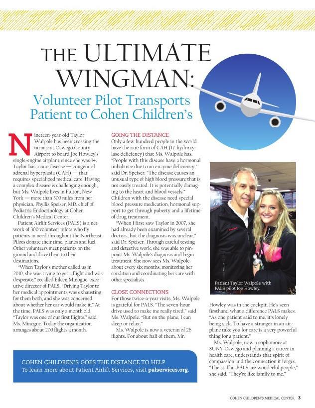 NSLIJ 12.15 Kids First Magazine article f5961755-65d0-4837-ade1-5e7987f4e435