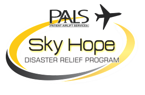 sky hope logo for white background