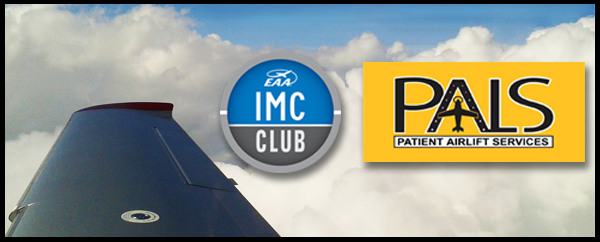 patient airlift services and eaa imc club