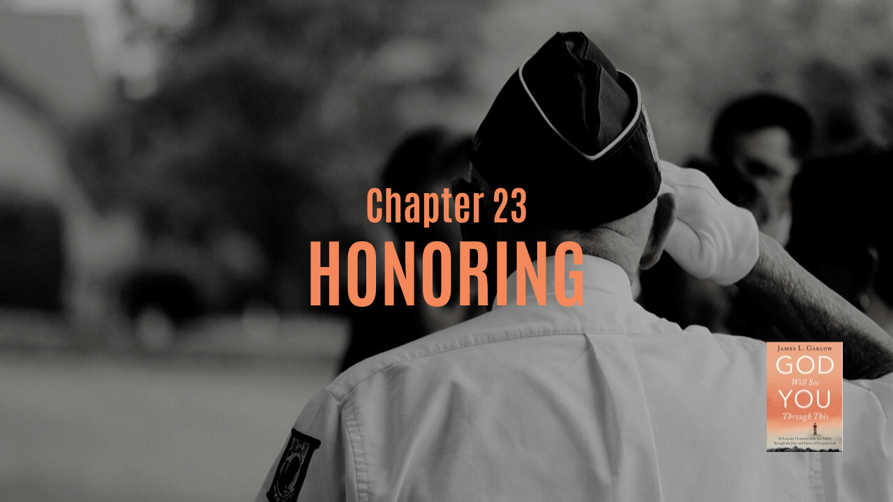 Honoring Chapter 23
