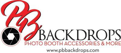 Photo Booth Backdrops and More Logo