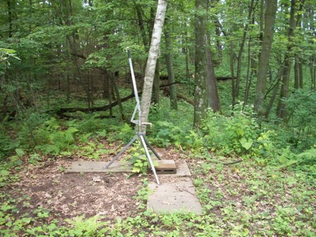 Water Source for Campsites