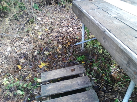 Beaver Valley Camp Water Source