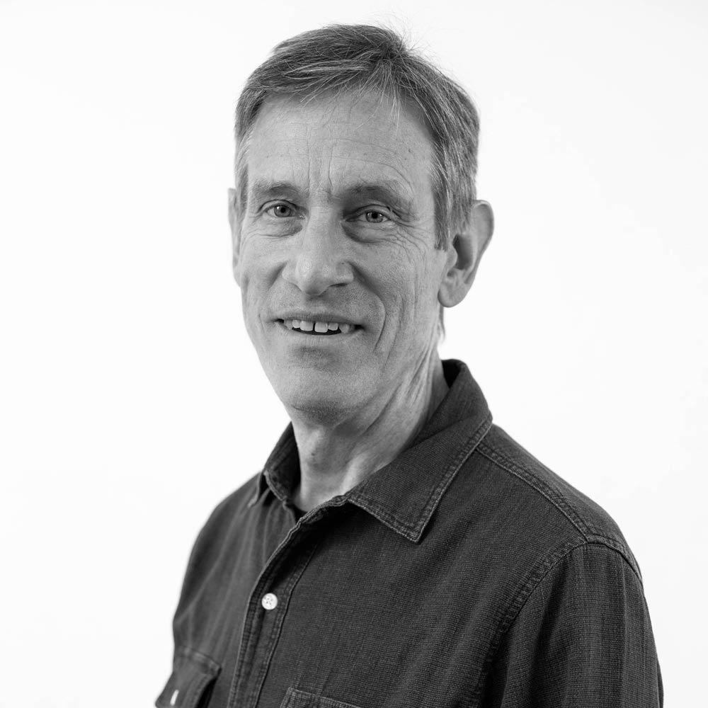 David Buchanan headshot