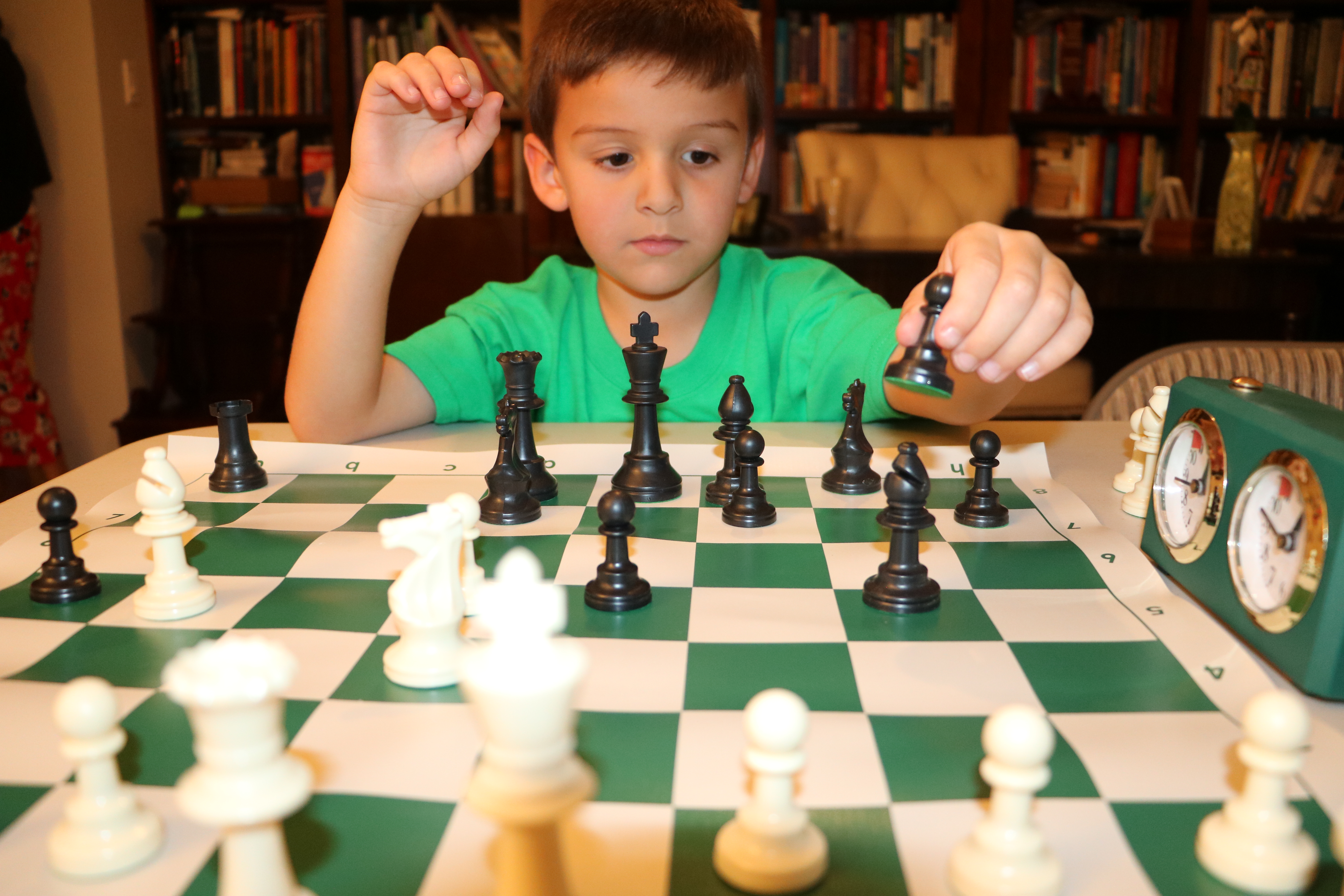 Welcome to the 'Capablanca Chess Academy'