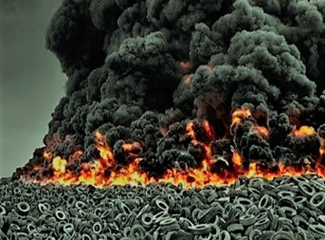 Rubber: Burning our Tires